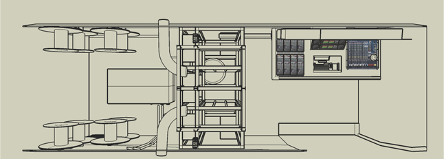 SNG Truck HDP 13 Sketch